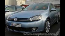 Novo VW Golf VI Europeu: Nova geração pode chegar ao Brasil em 2009!!!