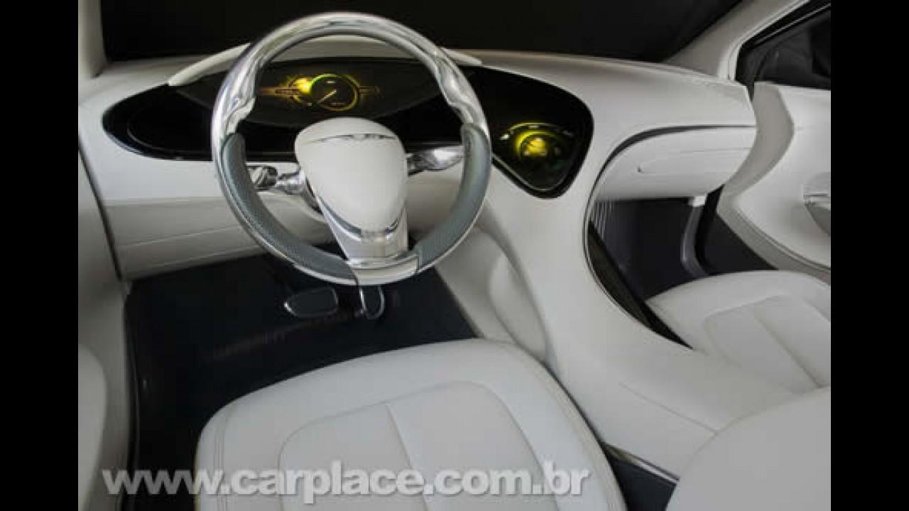 Salão de Detroit: Chrysler mostra o elétrico e moderno 200C EV Concept