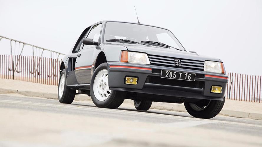 Peugeot 205 Turbo 16 - Bientôt proposée aux enchères et estimée entre 180'000 et 270'000€