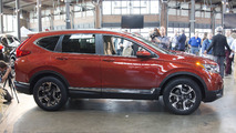 Honda CR-V 2017 : Live Photos