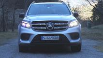2017 Mercedes-Benz GLS test drive