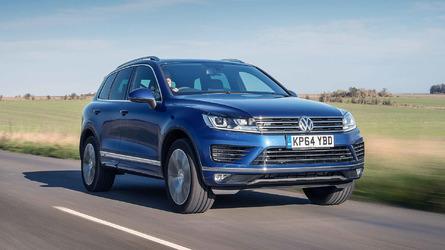 57 ezer Touareg visszahívását jelentette be a Volkswagen