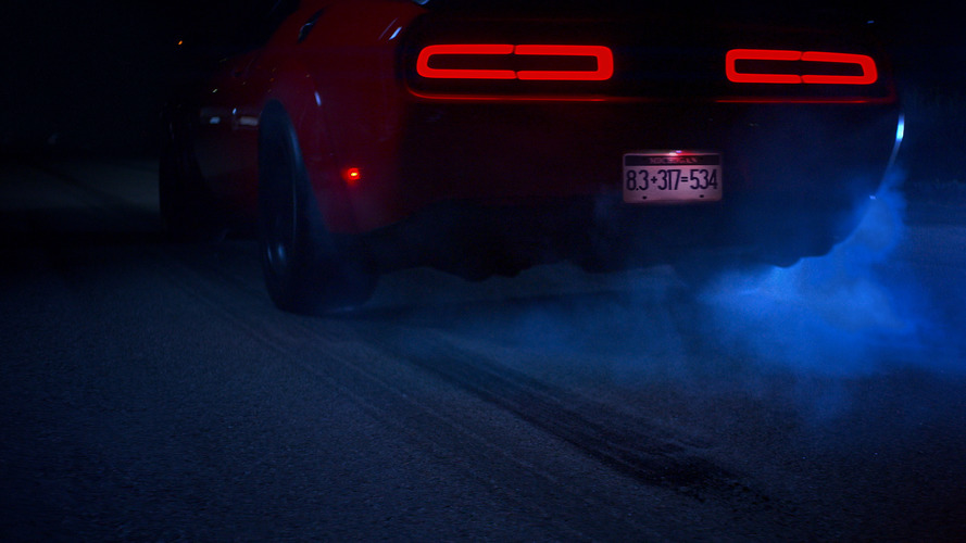 Dodge Challenger Demon Features World's First Factory Transbrake