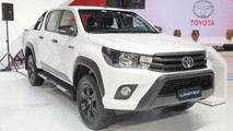 Toyota Hilux Limited - Salão de Buenos Aires