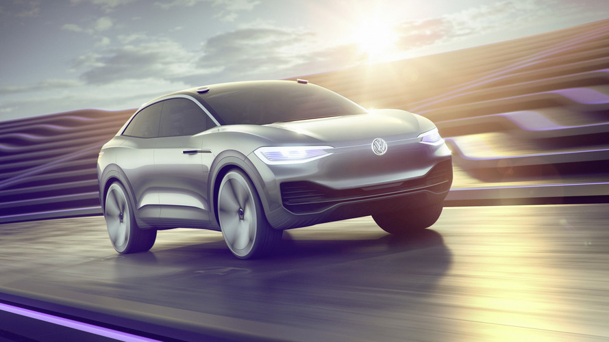 VW Will Debut I.D. Electric Crossover First In The U.S.