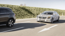 2018 Mercedes S-Class facelift technology