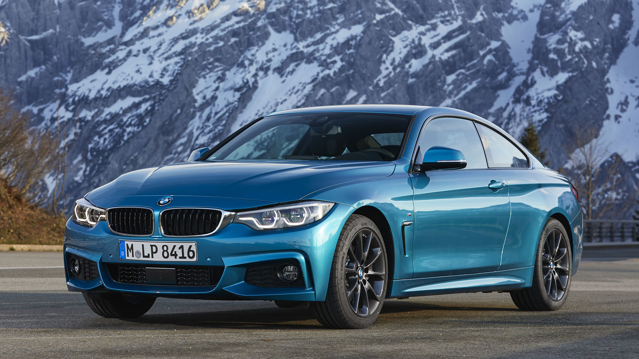 2018 bmw 440i coupe review minor updates make a positive. Black Bedroom Furniture Sets. Home Design Ideas