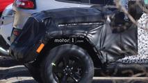 Jeep Wrangler casus fotoğrafları