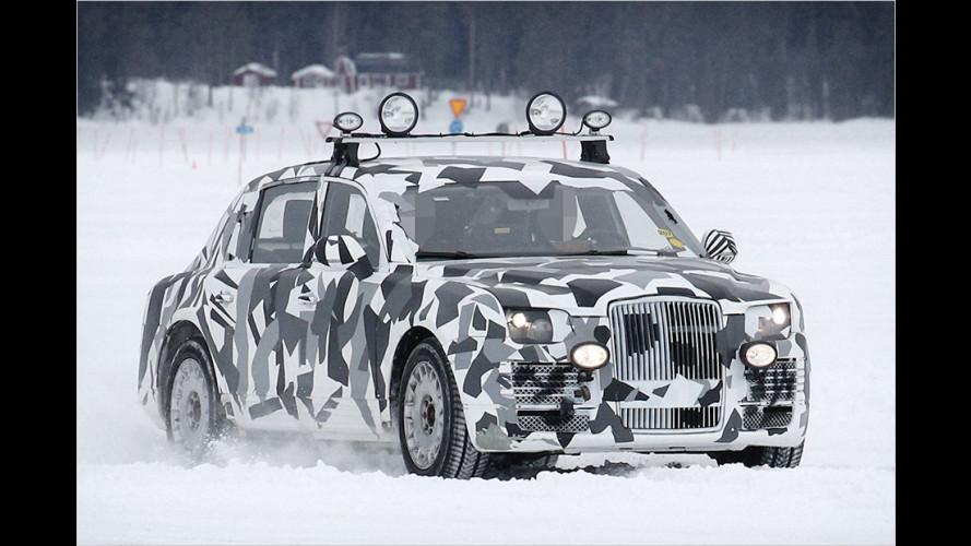 Erwischt: Luxus für Putin