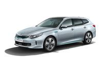 2018 Kia Niro - Optima Sportswagon plug-in hybrit - 2017 Cenevre