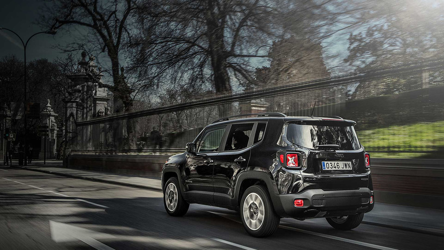 Jeep Renegade Night Eagle II 2017, una edición muy especial