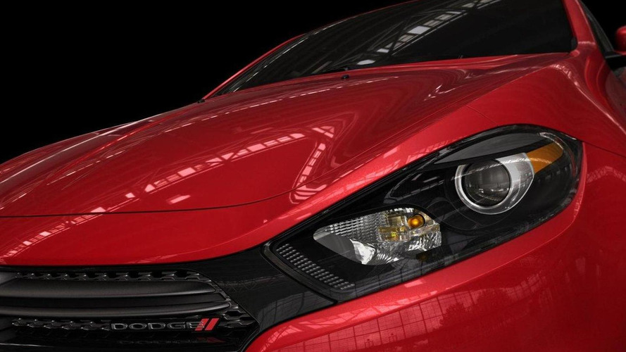 2013 Dodge Dart full dashboard revealed