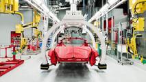 Ferrari California Factory