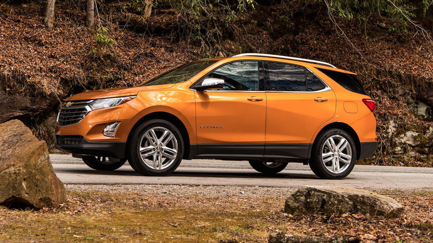 Chevrolet Equinox Diesel keeps it affordable at $31435