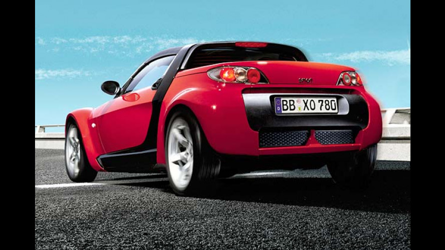 Smart Roadster Affection: Starker Purist zum Sonderpreis