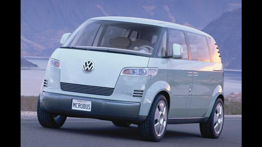 VW Microbus kommt, aber anders als ursprünglich geplant