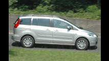 Mazda 5 Diesel im Test