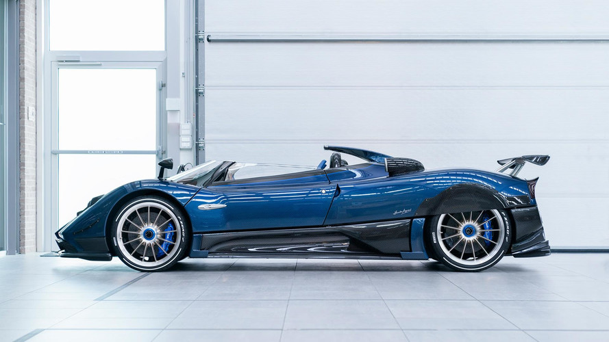 Pagani Zonda HP Barchetta For Horacio Gets Special Features