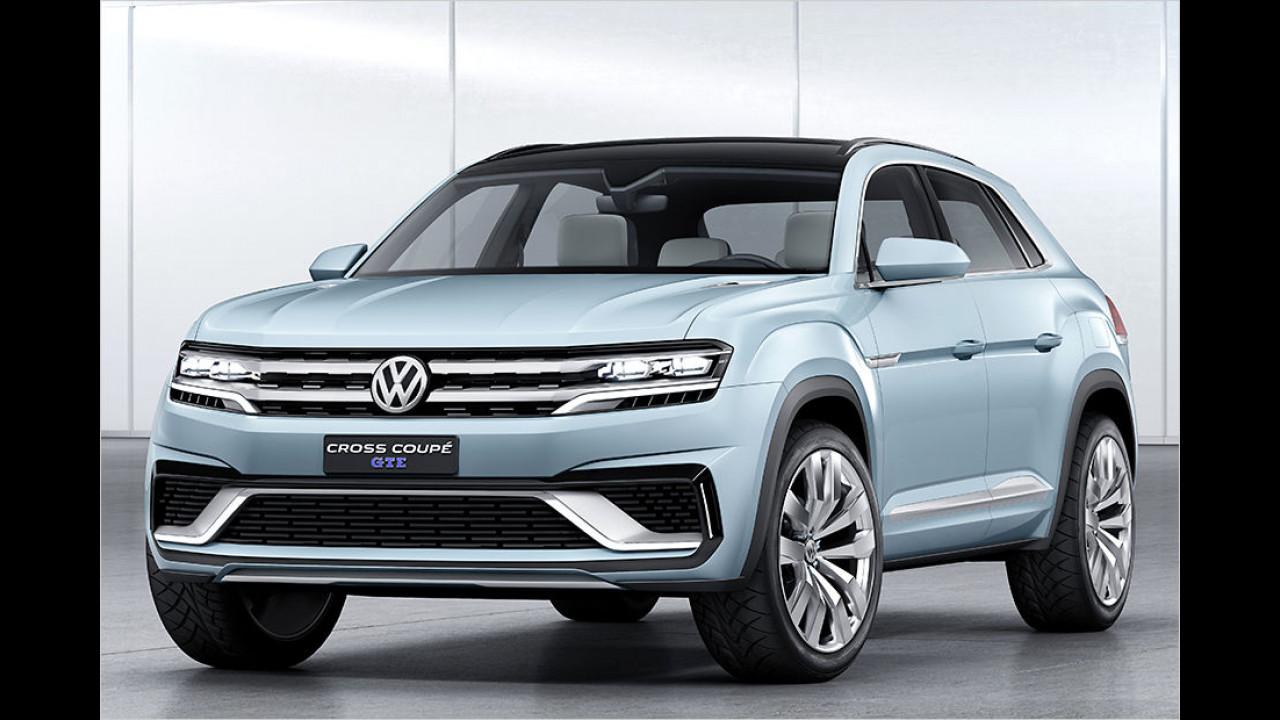 VW Cross Coupé GTE (2015)
