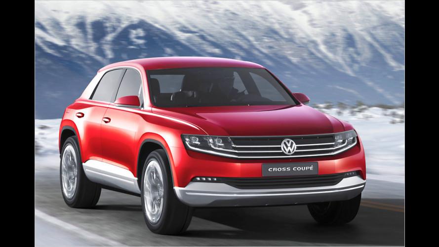 Volkswagen-SUV: Nur 1,8 Liter Verbrauch