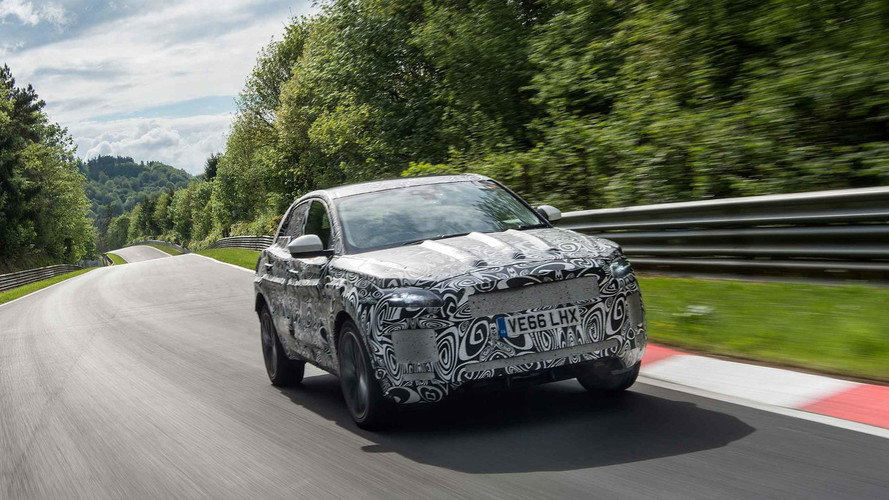 Watch Jaguar E-Pace SUV Testing Ahead Of Launch