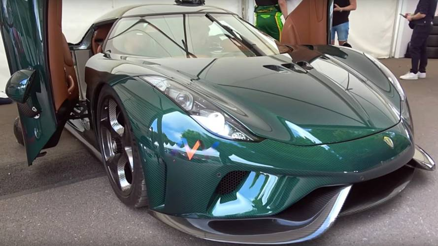 Have A Closer Look At The Ultra-Rare Koenigsegg Regera