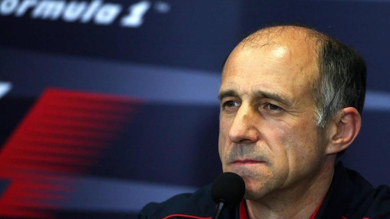 Franz Tost (AUT), Scuderia Toro Rosso, Team Principal