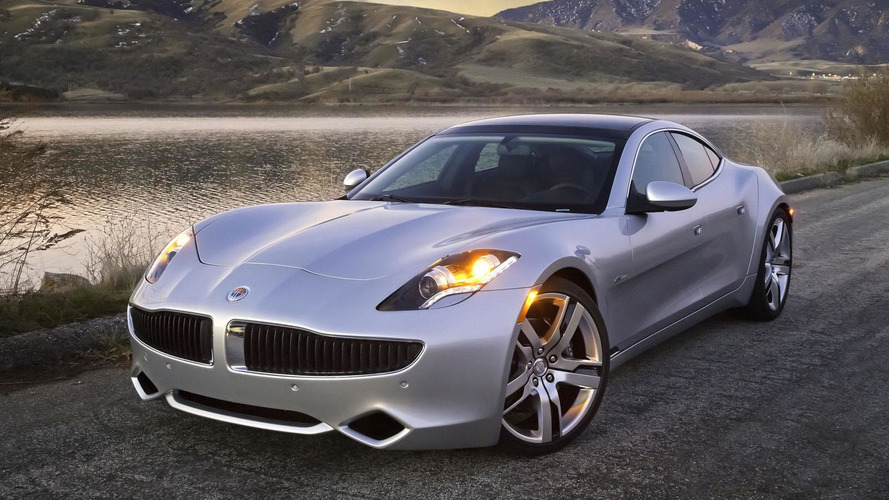 Fisker finally files for bankruptcy as it is bought by a new investment group