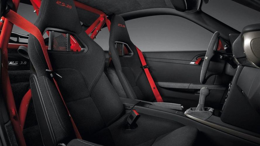 2010 Porsche 911 GT3 RS facelift revealed [Video]