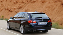 2011 BMW 5-Series Touring Revealed [video]