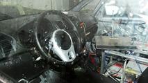 Kia Ceed Plus MPV Interior Spy Photo