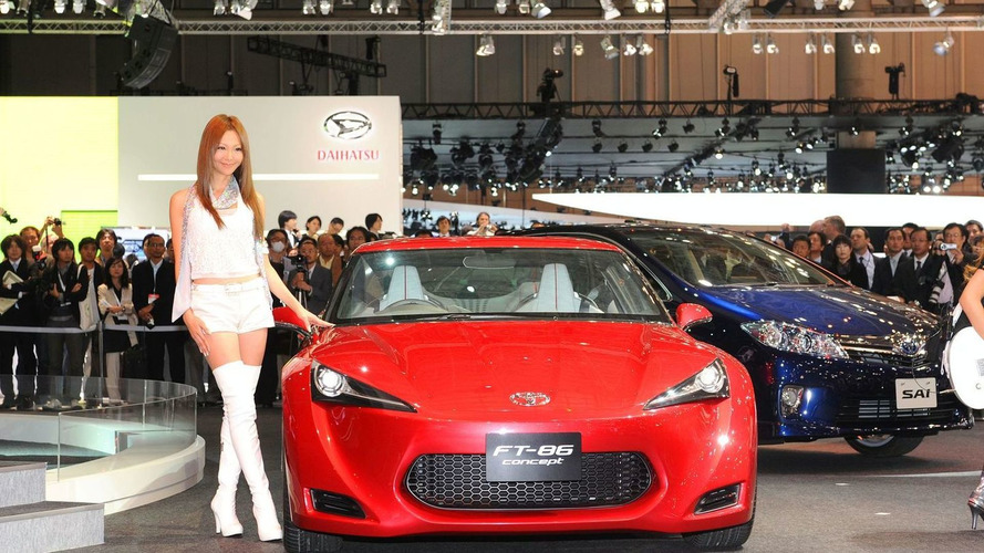 Toyota trademarks FR-S badge for FT-86 concept car?