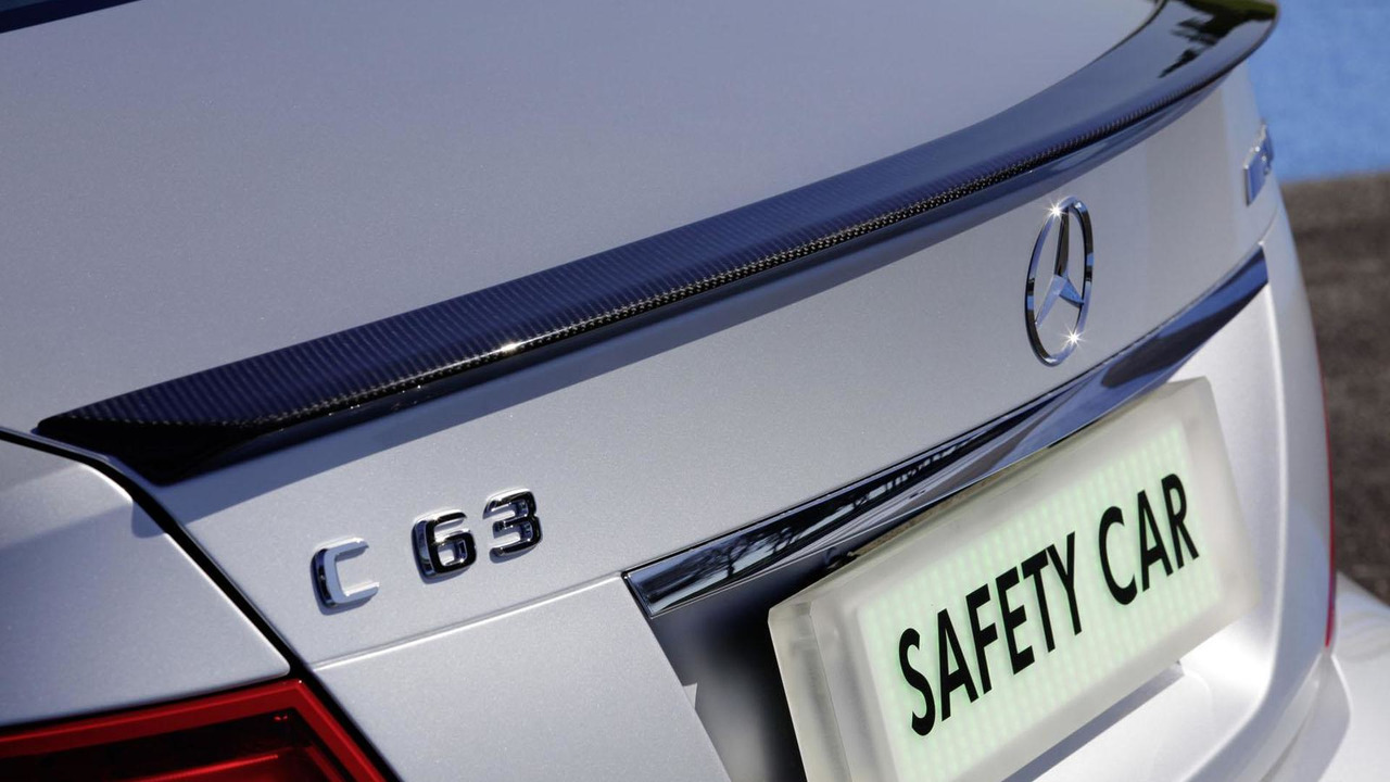 Mercedes C63 AMG DTM Safety Car - 28.4.2011