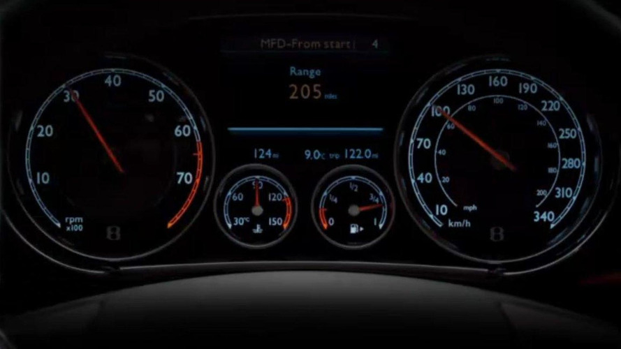 Bentley Continental GT facelift teaser released [video]