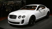 Bentley Continental Supersports - Cenevre
