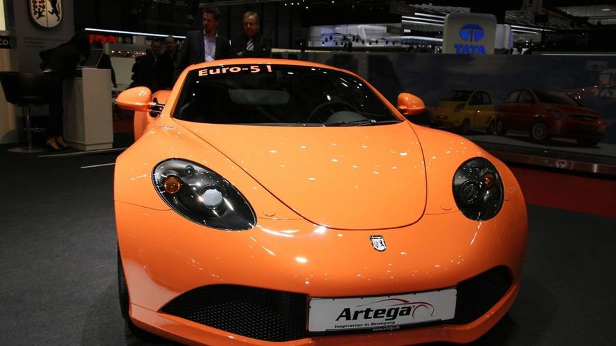 Artega GT Euro 5 Standards Announced in Geneva