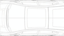 2011 Opel Ampera Design Sketch