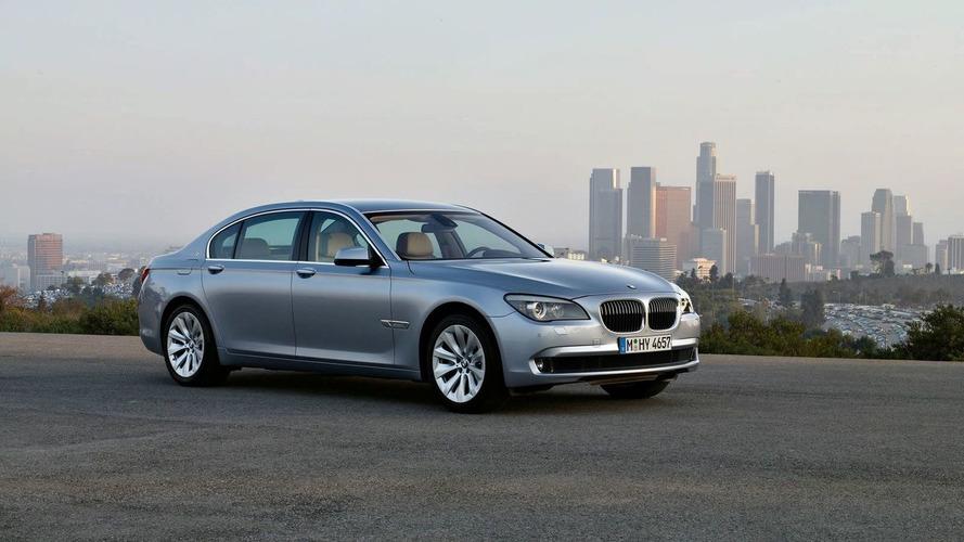 BMW ActiveHybrid 7 gets $900 tax credit, but still costs $100K +