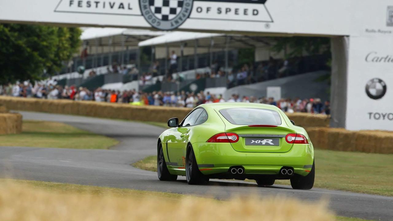 2010 Jaguar XK-R Goodwood Special