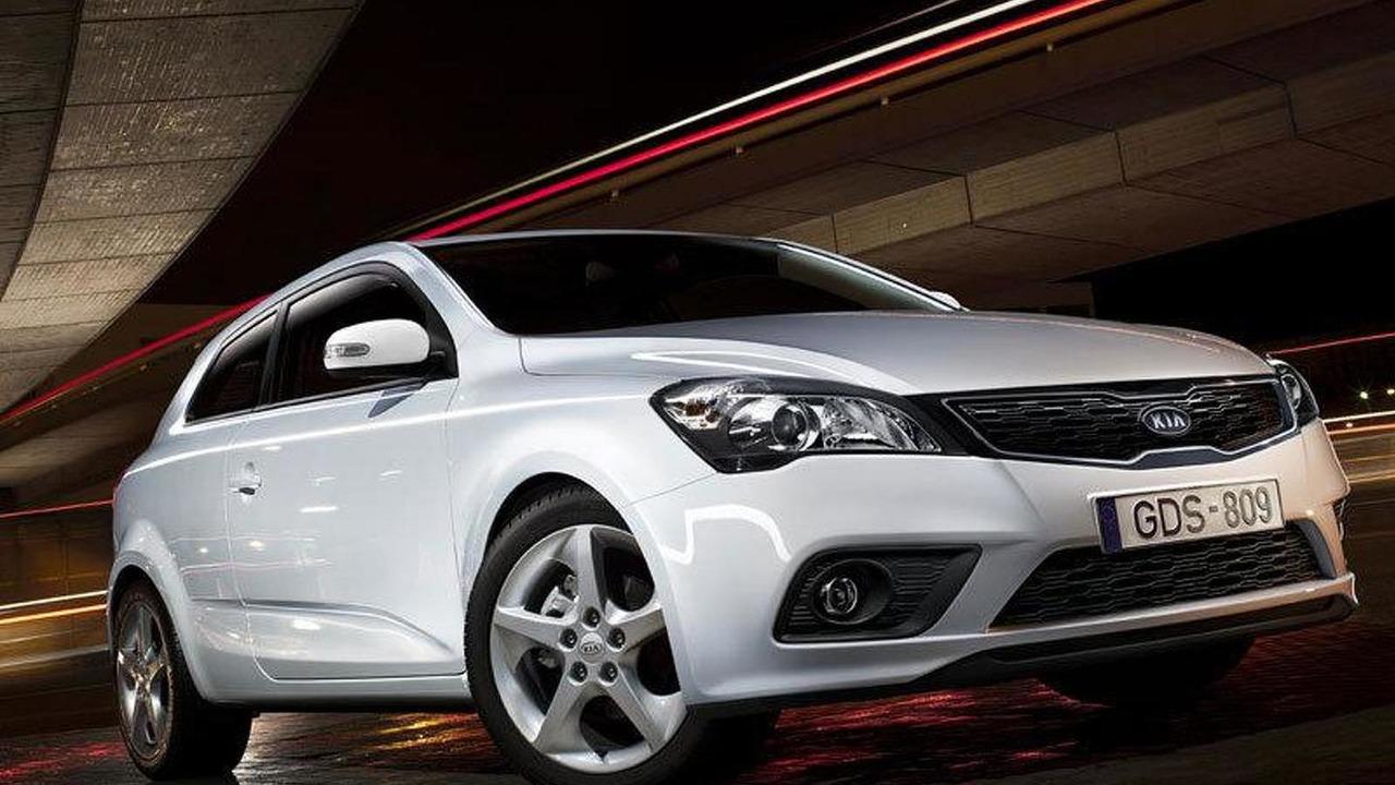 Kia Pro'ceed facelift leaked - 12.27.2010