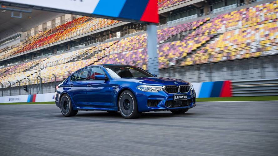 BMW M5 Competition Package 2018: posibles nuevos datos