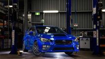 Subaru WRX STI NR4 Spec