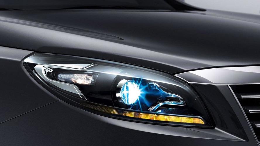 Renault Samsung SM7 revealed [video]