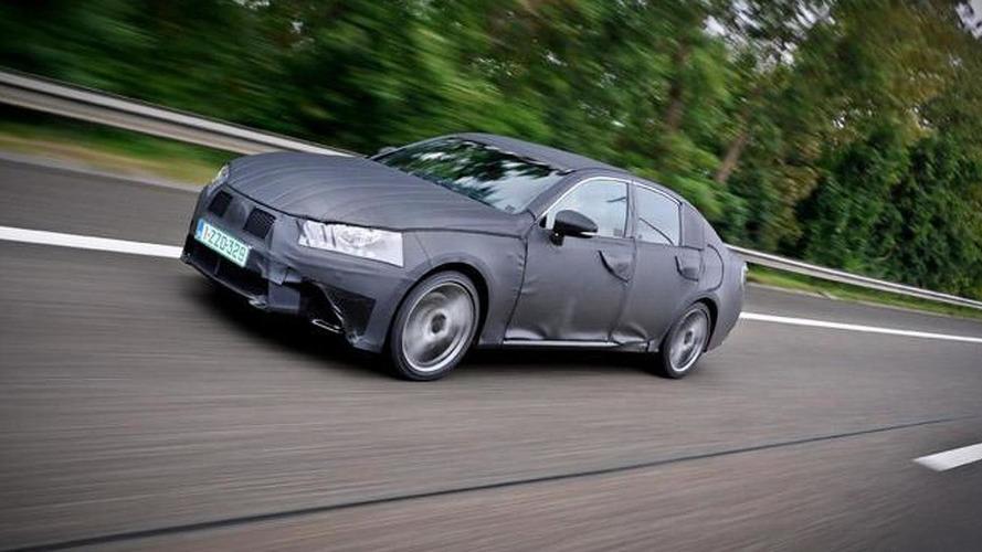 2012 Lexus GS teased [video]