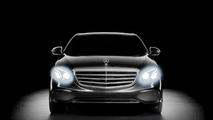 2016 Mercedes E Class teaser (modified)