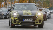 MINI Clubman JCW spied for the first time