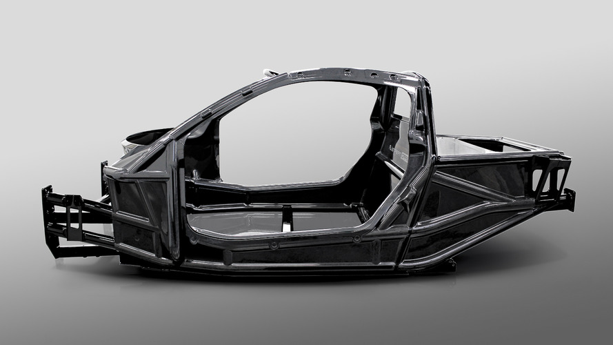 Gordon Murray Design highlights their new iStream Carbon chassis