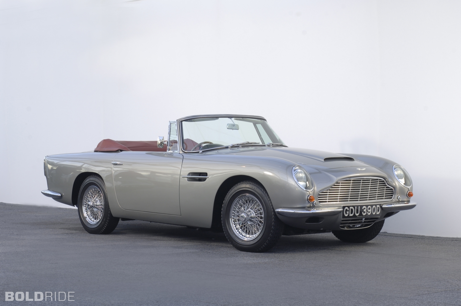 aston martin db6 short chassis volante. Black Bedroom Furniture Sets. Home Design Ideas