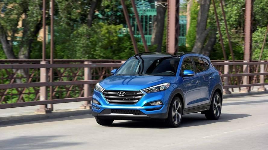 Hyundai Introduces 181-Hp Four-Cylinder To Tucson Sport Trim