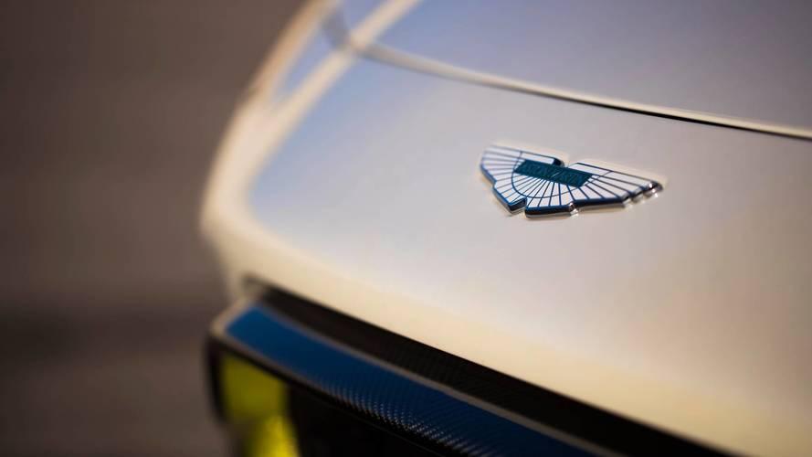 2018 Aston Martin Vantage first drive
